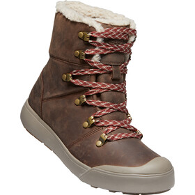 Keen Elena Hiker WP Boots Women, sea lion/plaza taupe